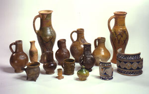 Lawrence's  pots