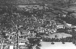 Centre of Oxford 1933 (Album Ref 20, 148)