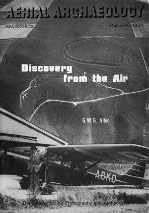 Front Cover of Discovery from the Air