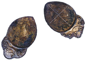 Penbryn Spoons (AN 1836 p 147,508-9, NC 456-7) (Click to enlarge)