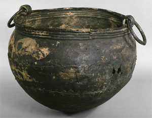 Cauldron from SHipton-on-Cherwell  (Click to enlarge)