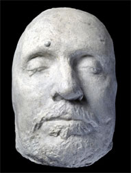 Cromwell's Death Mask