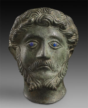 Head of Marcus Aurelius (Click to enlarge)