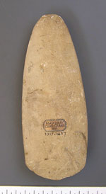 flint axe from Mawbray